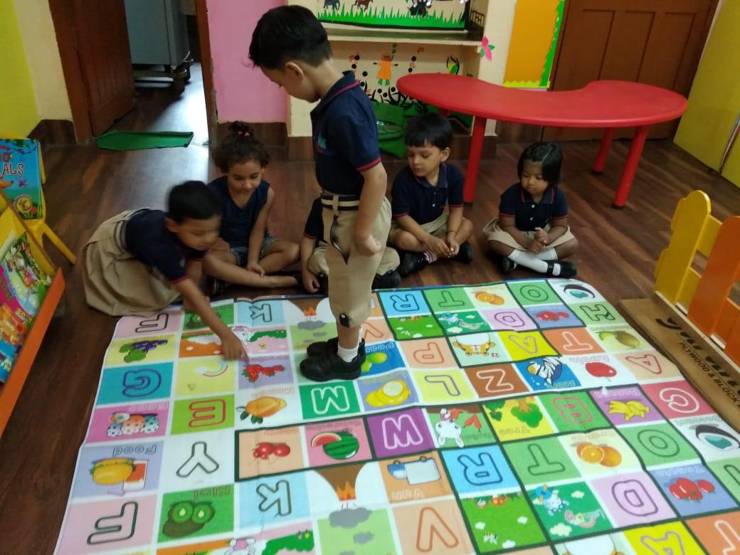 play school in boring road patna