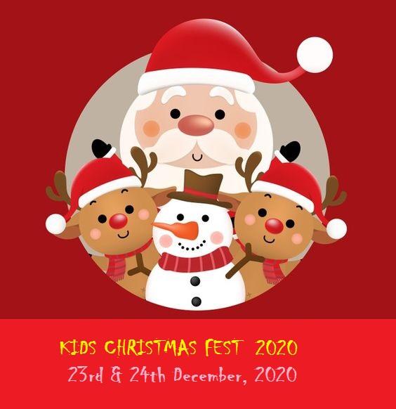 ORGANIC KIDS CHRISTMAS FEST
